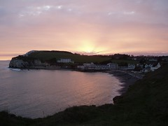 Freshwater Bay Sunset Image