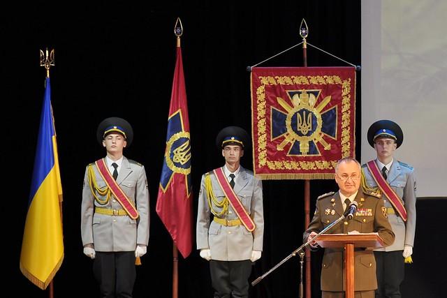 Голова СБУ вручив співробітникам державні та відомчі нагороди з нагоди Дня захисника Вітчизни 2