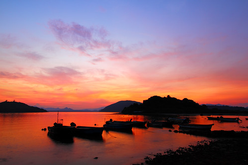 pink light red summer color beauty sunrise canon landscape photography hongkong dawn 7d 1022mm