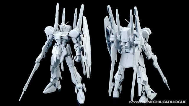 RE/100 Gundam Mk-III - Prototype Shots