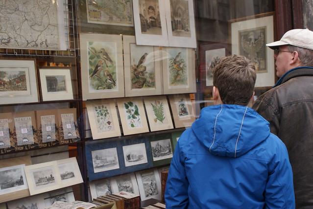 Wojtowicz, magasin de livres anciens et d'art à Cracovie
