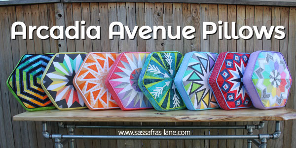 Arcadia Avenue Pillow
