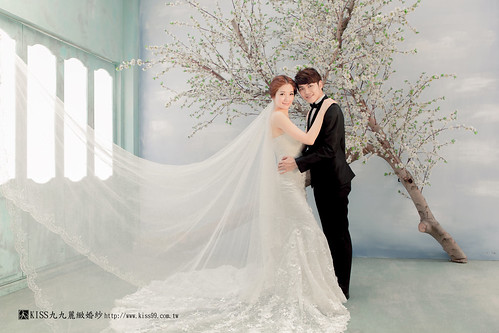 高雄KISS九九麗緻婚紗韓風婚紗攝影分享 (3)