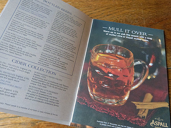 mull it over