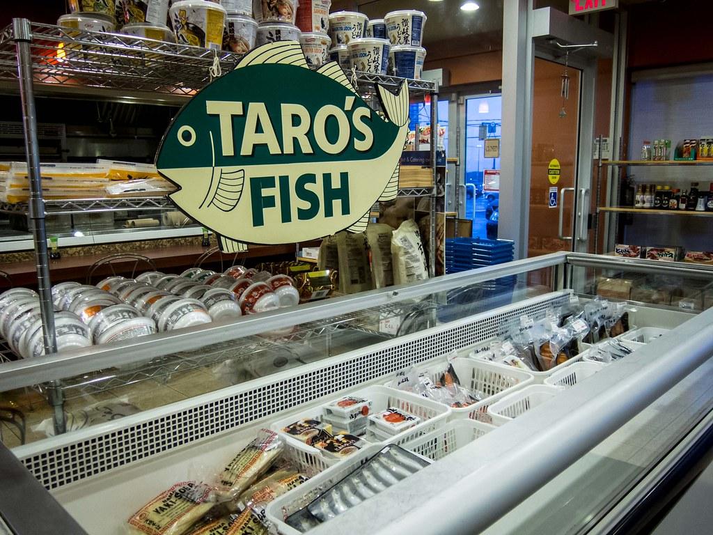 Taro's Fish