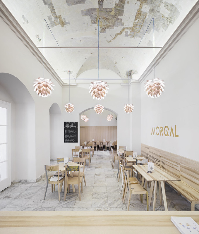 café MORGAL \ Interior