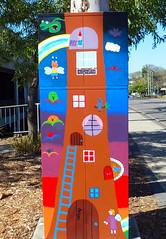 art, mural,