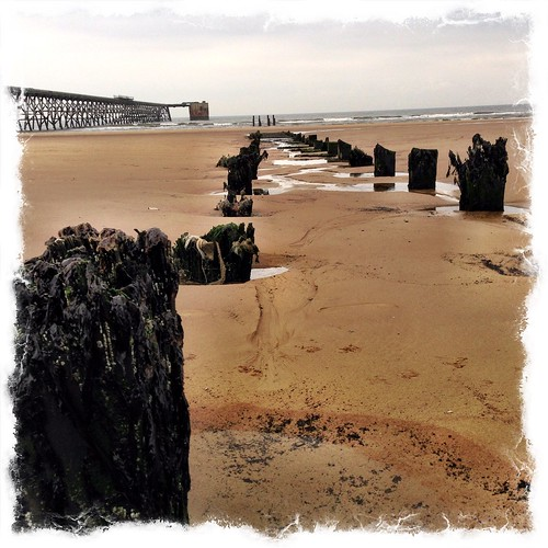 Steetley Pier, Hartlepool
