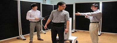 Robotic walker from NUS to help stroke patients move better