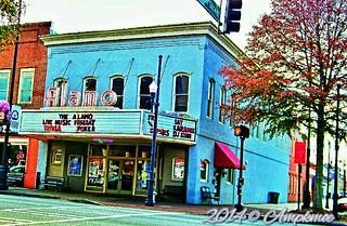 Alamo  Theater  Newnan, GA  25 Nov 2014