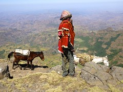 Simien Trek - day 1
