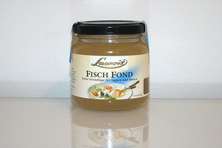 11 - Zutat Fischfond / Ingredient fish stock