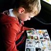 #Bam #reading him some #AdventureTime