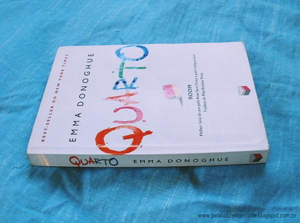Capa, Resenha, livro, Quarto, Emma Donoghue, sinopse, trechos
