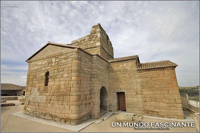 Traseras Santa María de Melque