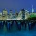 Manhattan Skyline by strobist