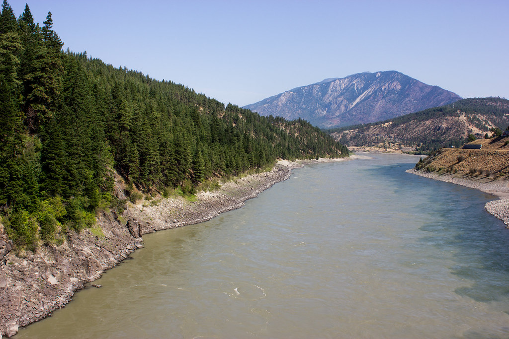 Lytton British Columbia Fraser River