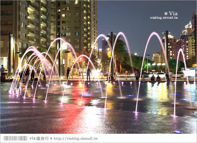 【大都會歌劇院】台中國家歌劇院~夜間水舞篇。光舞紀/光影藝術節22