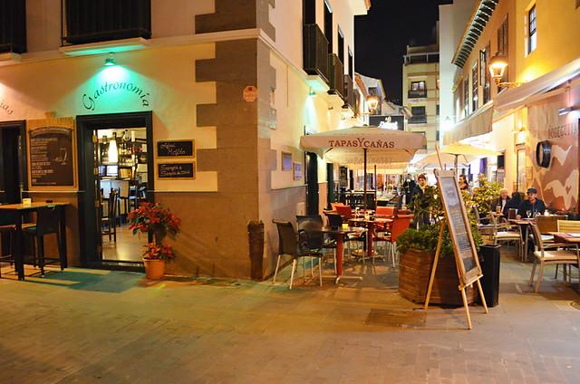 Restaurants Puerto de la Cruz, Tenerife