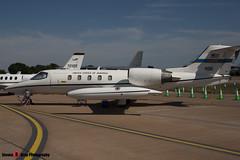84-0111 - 35A-557 - USAF - Gates Learjet C-21A 35A - Fairford RIAT 2006 - Steven Gray - CRW_1911