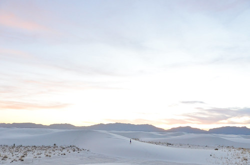 White Sands, NM: White Sands National Monument