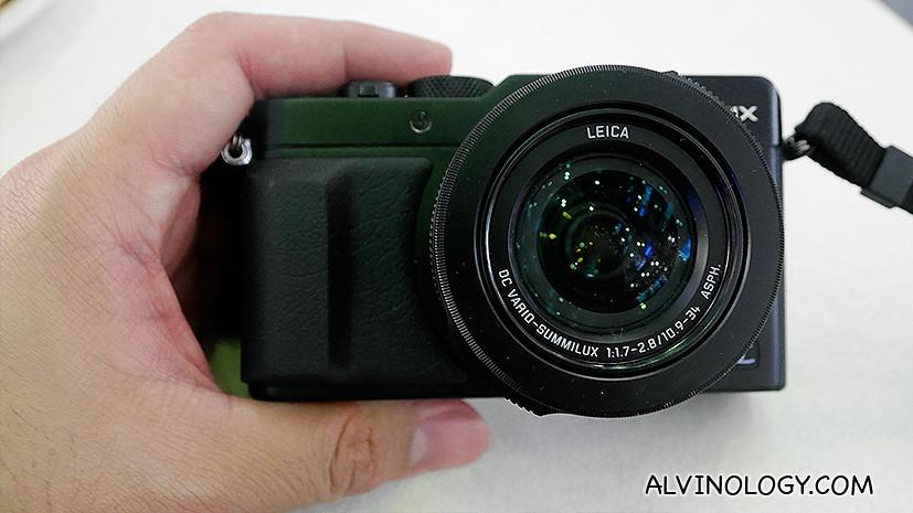 The new Panasonic DMC-LX100