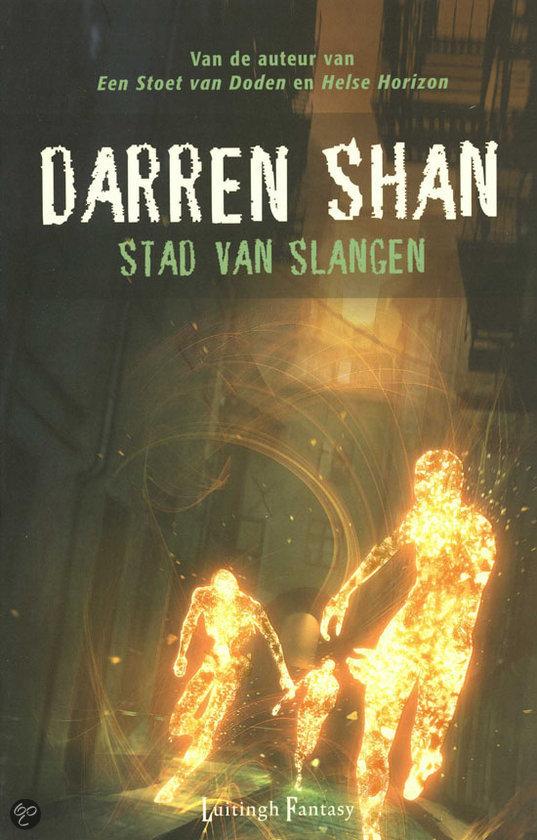 Stad van Slangen - Darren Shan