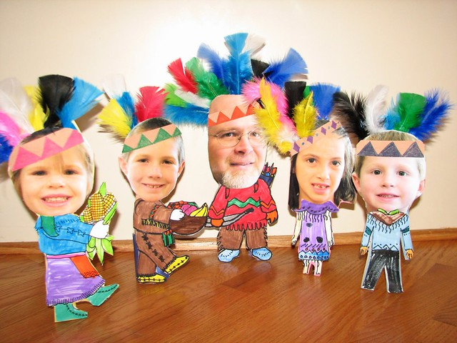 Jonahbonah Last Minute Craft Ideas For Thanksgiving