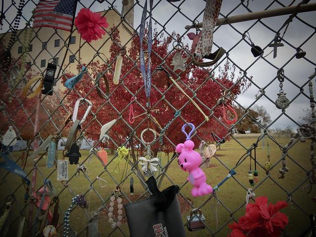 Memorial Fence