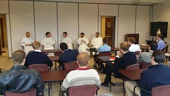 vocation panel at Nov. 2014 vocation weekend