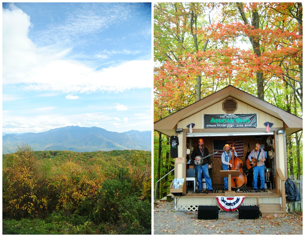 Gatlinburg_Great Smoky Mountains_Bluegrass Band