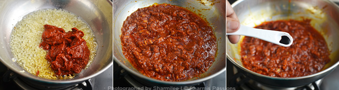 Schezwan Sauce Recipe - Step3