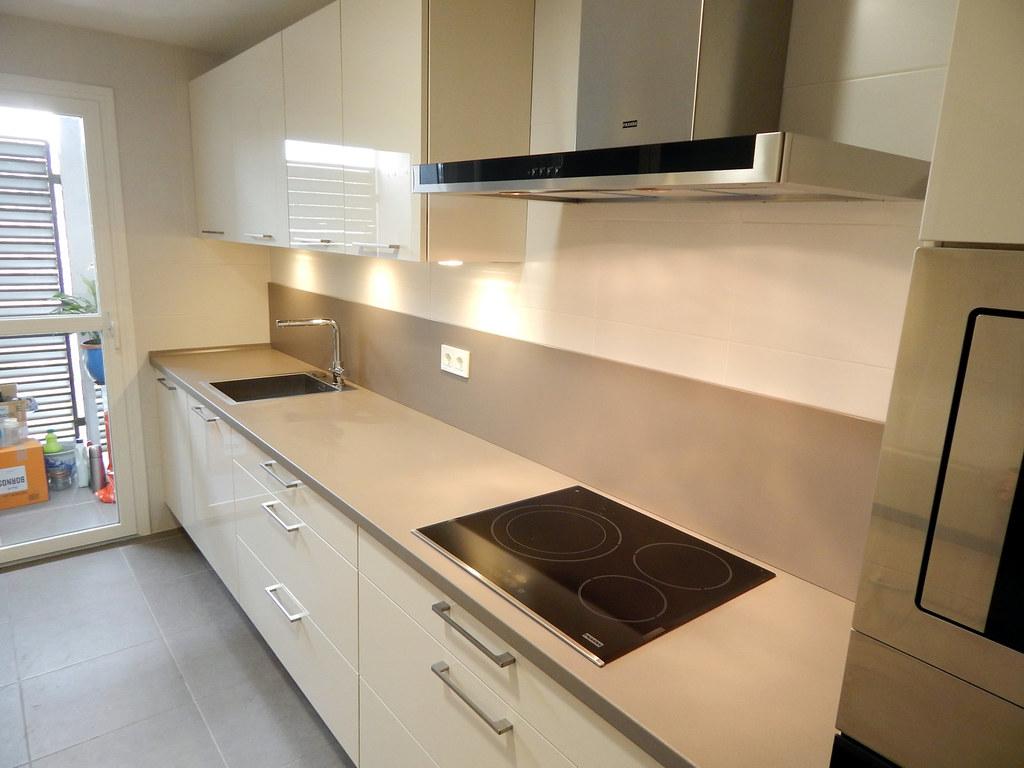 Muebles de cocina magnolia alto brillo for Muebles de cocina df