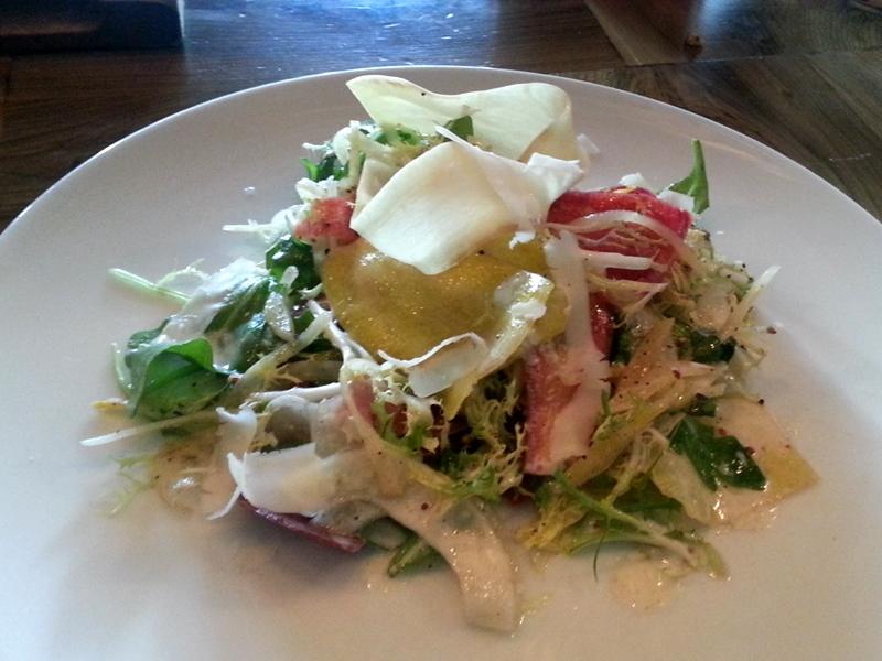 e11even Toronto salad