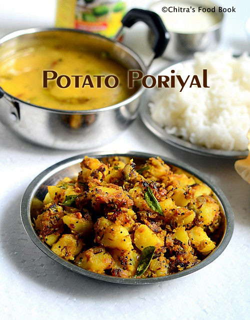 Potato Poriyal recipe