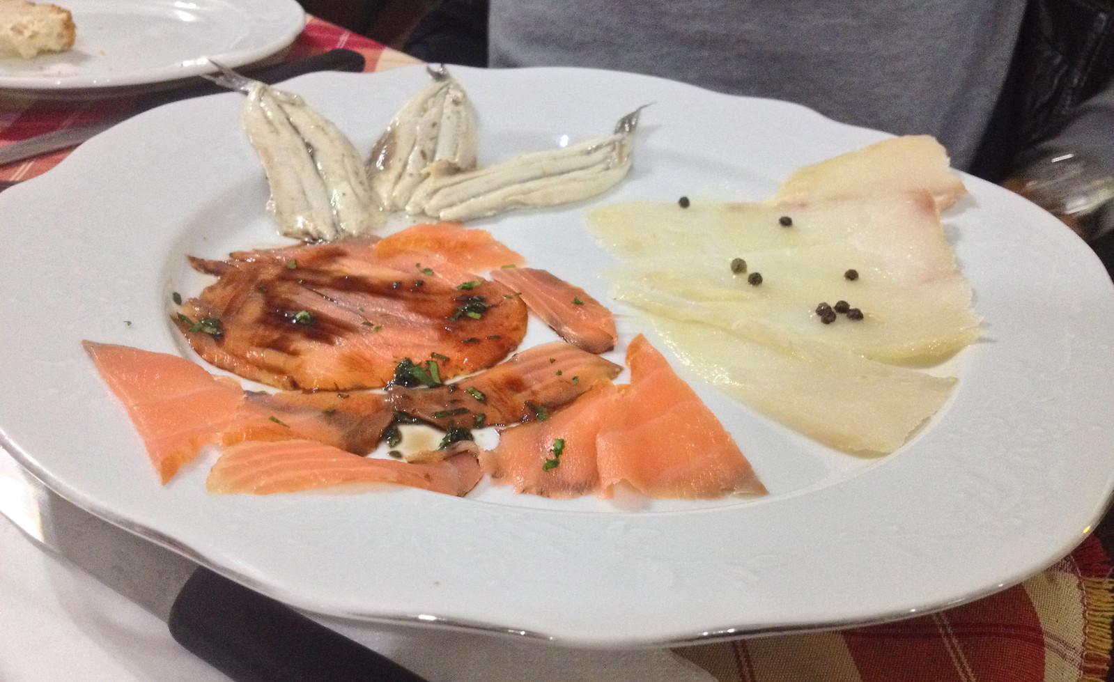 Naples: Food Diary Vecchia 3