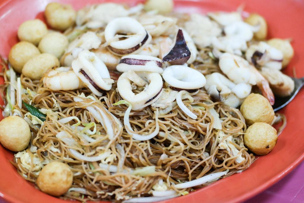 Ban Leong Wah Hoe Seafood Mee Sua
