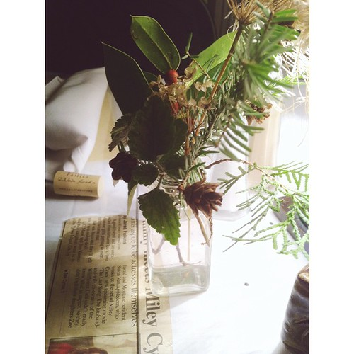 #Centerpiece #nature #Wildflowercafe #mentone #valleyhead #goodeats