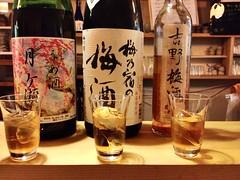 Umeshu from Nara