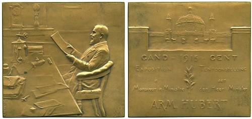 Armand Hubert, 1913