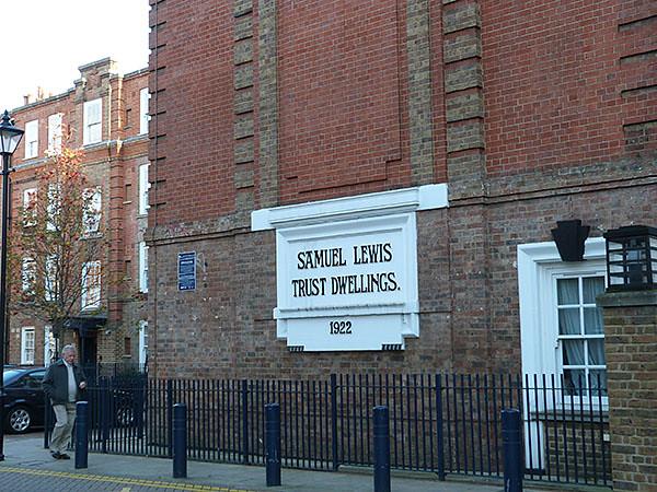 samuel levis trust dwellings