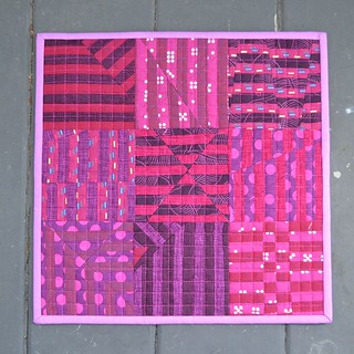 Aotearoa Quilters Purple Challenge