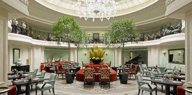アフタヌーンティーで人気のホテル シャングリラ ホテル パリ