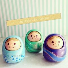 Falou em coleção e coisa fofa lá to eu! Uma micro amostra da minha coleção de bonequinhas japonesas