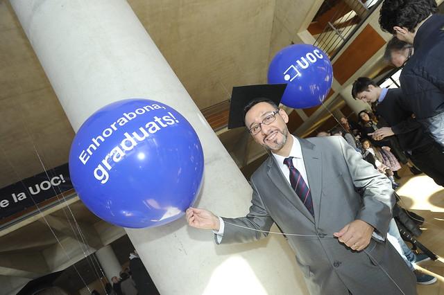 Graduació UOC 2014 - Barcelona, 9:30h