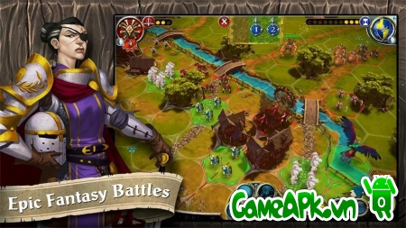 BattleLore: Command v1.0 Full cho Android