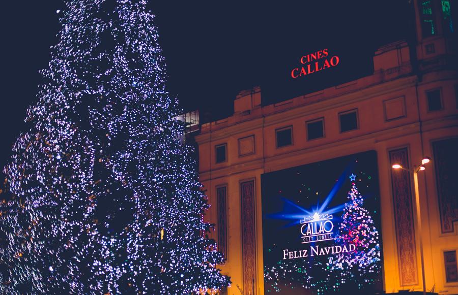 Feliz Navidad, Callao, Madrid