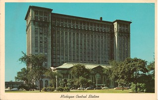 Detroit - Michigan Central (2)