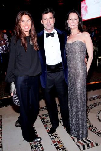 Dana Taylor, Baird Ryan, Alexia Hamm Ryan==.2014 Silver Hill Hospital Gala==.Cipriani 42nd, NYC==.November 19, 2014==.©Patrick McMullan==.Photo- ADRIEL REBOH /PatrickMcMullan.com==.==