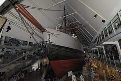 The Fram Polar Ship